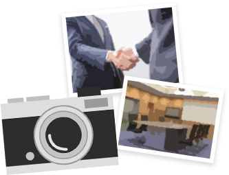 写真素材の撮影・収集