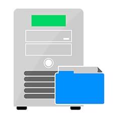 ファイルサーバやNASでファイルを共有する